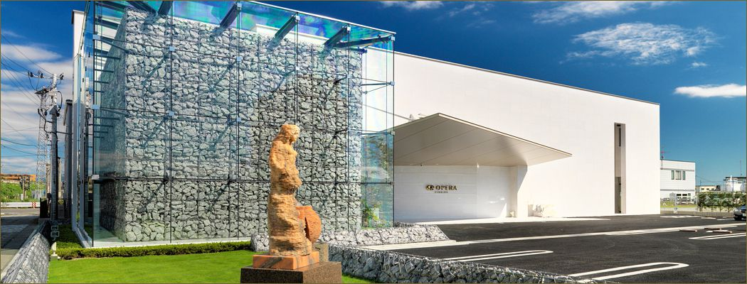 福島県(郡山市)で唯一のハワイアンジュエリー・結婚指輪・マカナ取扱店、OPERA【オペラ】