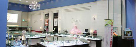 愛知県(一宮市)で唯一のハワイアンジュエリー・結婚指輪・マカナ取扱店、ソフィ フェリエ 木曽川店