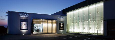 三重県(鈴鹿市)で唯一のハワイアンジュエリー・結婚指輪・マカナ取扱店、CLEAR【クリア】