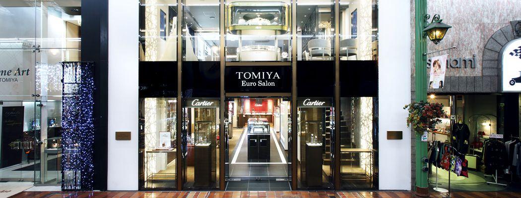岡山県(岡山市)で唯一のハワイアンジュエリー・結婚指輪・マカナ取扱店、TOMIYA Euro Salon【トミヤ・ユーロサロン】