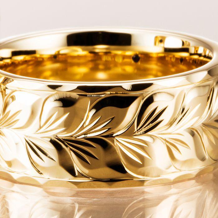 マカナ 結婚指輪 フラットタイプ