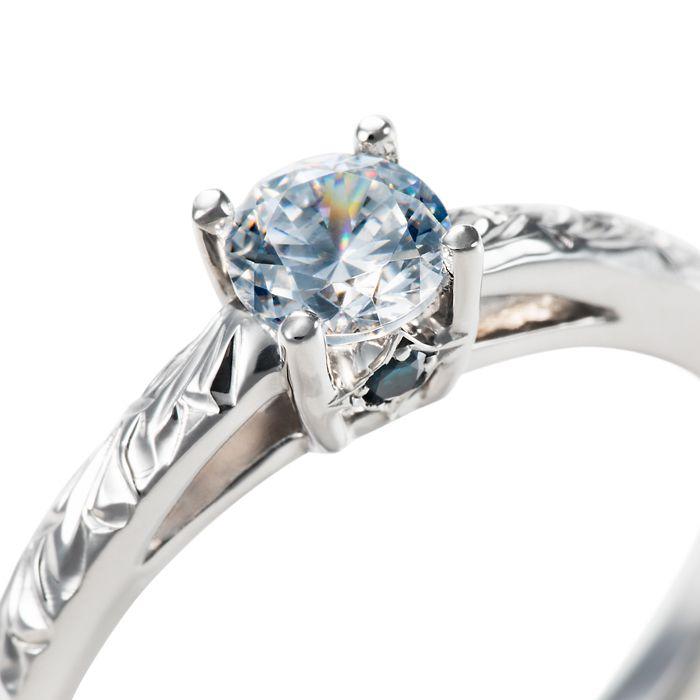 マカナ 婚約指輪 レアモアナ