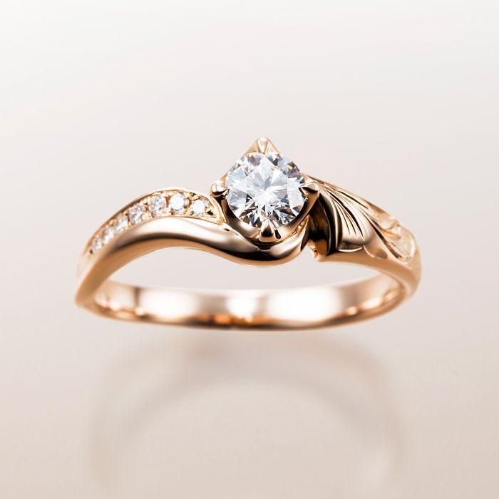 マカナ 婚約指輪 エンゲージリング