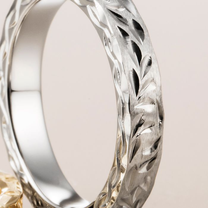 マカナ 結婚指輪 スリムタイプ